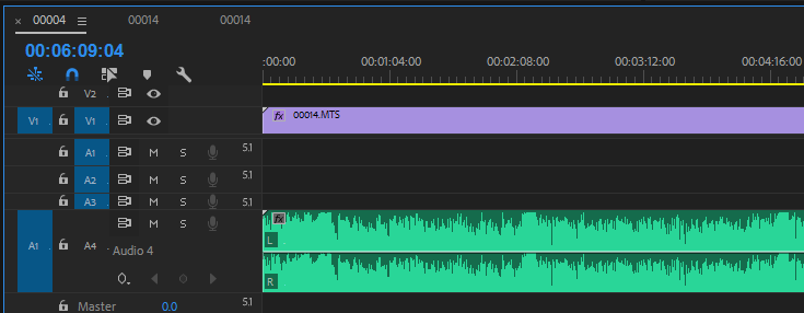 Premiere Pro Won't Load AVCHD Audio? FFmpeg to the Rescue