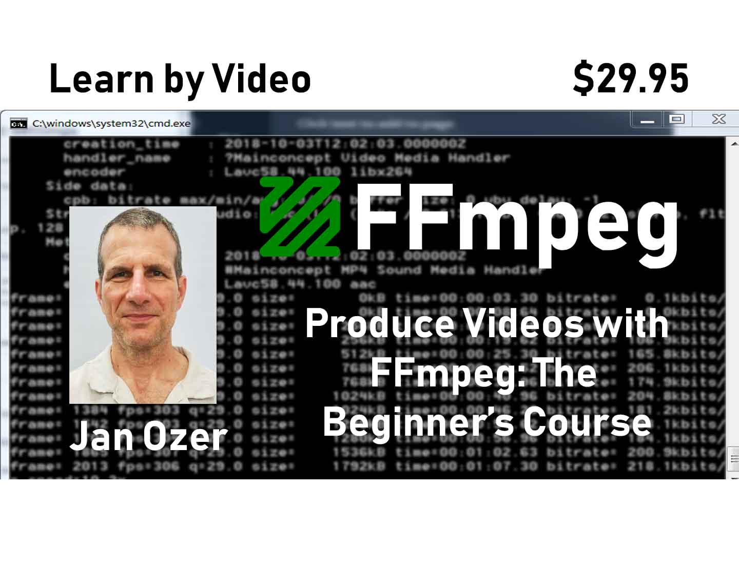 Streaming Learning Center Launches First FFmpeg Course